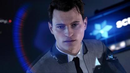 Connor ist eine von drei Hauptfiguren in Detroit Become Human.