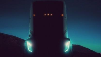Elektrischer LKW soll nur 320 bis 480 km weit kommen