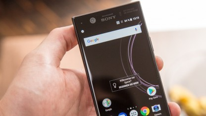 xperia xz1 compact im hands on sony bringt das kompakte. Black Bedroom Furniture Sets. Home Design Ideas