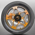 New Wheel Concept: Continental erfindet Rad für Elektroautos neu