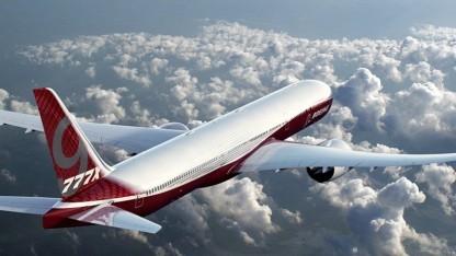 Mit der Boeing 777X könnte es besonders lange Flüge geben.