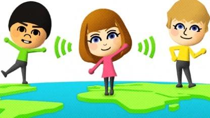 Artwork des Miiverse von Nintendo.