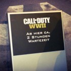 Warteschlangen: Noch zwei Stunden bis Call of Duty ...