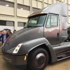Aeos: US-Motorenhersteller Cummins stellt E-Truck vor