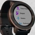 Garmin: Sportuhr Vivoactive 3 verfügt über Riffelrandsteuerung