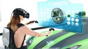 Der HP Z VR soll für VR-Applikationen gerüstet sein.