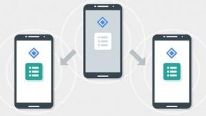 Über die neue Android-API können Apps offline geräteübergreifend kommunizieren.