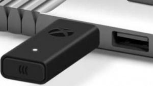 Der neue Adapter für das Xbox-Gamepad ist viel kleiner als die aktuelle Version.