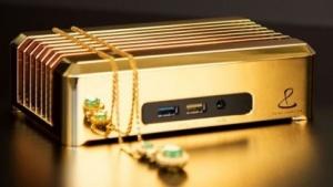 Der Prime 3 kann im Goldgehäuse bestellt werden.