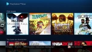 Die Beta-Bibliothek von Playstation Now