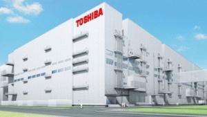Die neue Toshiba-Fabrik soll 3D-NAND-Flash herstellen.