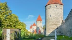 Die estnische Ratspräsidentschaft (im Bild: Tallinn) treibt die Debatte um die Vorratsdatenspeicherung voran.