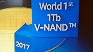 Samsung zeigt den V-NAND v5