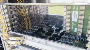Kabelverzweiger für Glasfaserleitungen