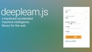 Deeplearn.js soll Machine Learning effizient im Browser ermöglichen.