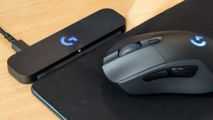 Logitech Powerplay mit G703-Maus