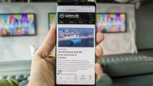 Das neue Galaxy Note 8 von Samsung