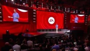 Pressekonferenz von EA auf der Gamescom 2017