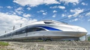 Die neuen Fuxing-EMUs fahren bald zwischen Peking und Schanghai mit 350 km/h.