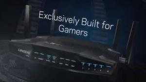 Der WRT32X ist speziell auf Spieler zugeschnitten.