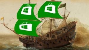 Im Windows Store gibt es Streaming-Apps, die auch illegal kopierte Filme und Serien anbieten.