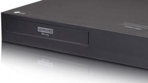 LGs UHD-Player kann Dolby Vision.