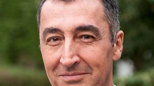 Grünen-Spitzenkandidat Cem Özdemir