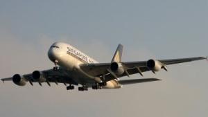Die erste Maschine ist Singapore Airlines zu alt.