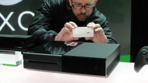 Vorstellung der Xbox One bei Microsoft in Redmond im Jahr 2013.