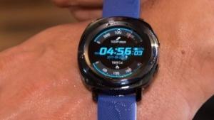 Die neue Gear Sport von Samsung