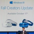 Windows 10 Version 1710: Fall Creators Update ab 17. Oktober samt Mixed Reality