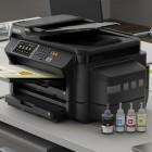 Epson: Ecotank-Drucker für das Heimbüro druckt in A3