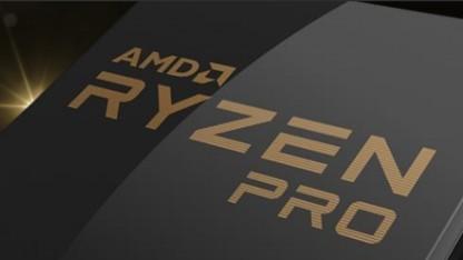 Der Ryzen Pro landet in vielen Geschäftskundenrechnern.