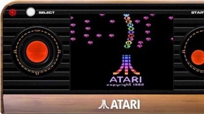 Die Atari Retro soll noch vor Ende 2017 erhältlich sein.