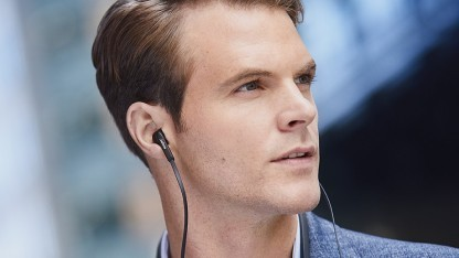 Nackenbügel-Bluetooth-Headset Elite 25e