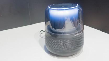 Harmans Allure-Lautsprecher auf der Ifa 2017