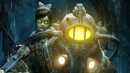 Artwork von Bioshock