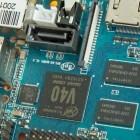 Banana Pi M2 Berry: Per SATA wird der Raspberry Pi attackiert