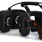 Virtual Reality: Sensics' Headset löst mit 2.880 x 1.600 Pixeln auf