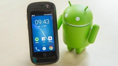 Das Jelly-Smartphone von Unihertz