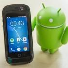 Mini-Smartphone Jelly im Test: Winzig, gewöhnungsbedürftig, nutzbar