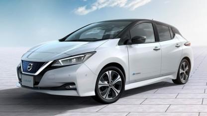 elektromobilität: nissan plant mehr als 20 neue elektrofahrzeuge