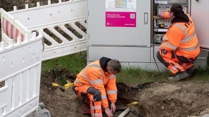 Vectoringausbau der Deutschen Telekom