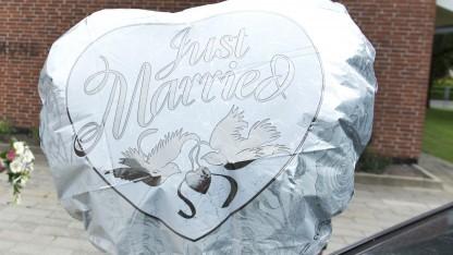 Die Ehe für alle muss noch implementiert werden.