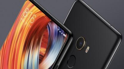 Das neue Mi Mix 2 von Xiaomi