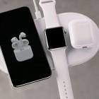 Noch kein Standard: Proprietäre Airpower-Matte für mehrere Apple-Geräte