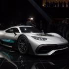 Project One: Mercedes bringt ein Formel-1-Triebwerk auf die Straße