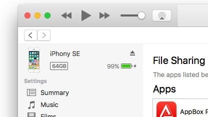 ITunes 12.7 ist für Apps kaum noch nutzbar.