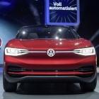 ID Crozz: VW stellt elektrisches Crossover vor
