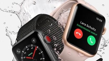 Die neue Apple Watch Series 3